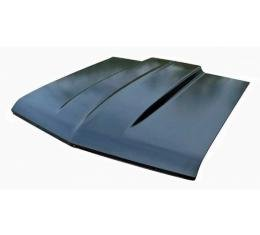 Chevelle And Malibu Cowl Induction Hood, 2'', Best Quality, 1967