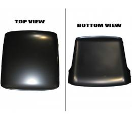 Nova Roof Panel Skin, Hardtop, 1966-1967