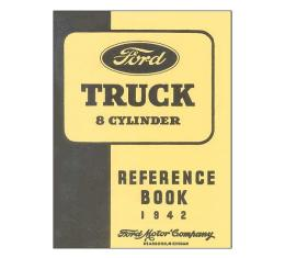 Truck Owners Manual 1942 - 64 Pages - Ford