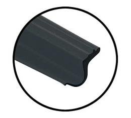 Convertible Windshield Header Seal - Ford & Mercury