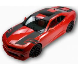 Camaro Night Shades NS-1 Decal Kit, Carbon Fiber 2010-2013