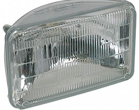 Camaro Headlight, Low Beam, 1982-1992