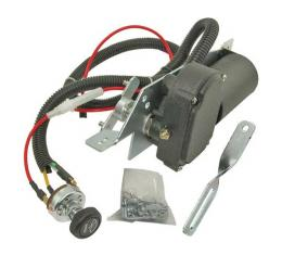 Electric Wiper Motor Conversion Kit - 12 Volt - Two-Speed -Ford Passenger