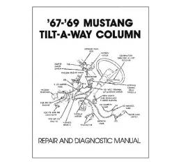 Mustang Tilt-Away Steering Repair Manual - 10 Pages