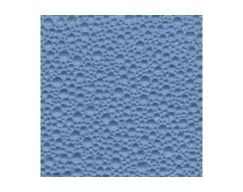 Headliner - Crater Vinyl - Fairlane & Fairlane 500 Station Wagon - Medium Blue