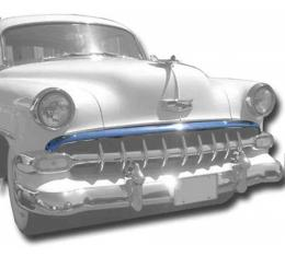 Chevy Upper Grille Molding, 1953