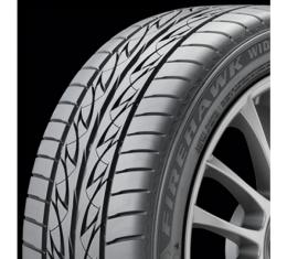 Camaro Firestone Firehawk Tire Wide Oval Indy 500 275/40R20, 2010-2015