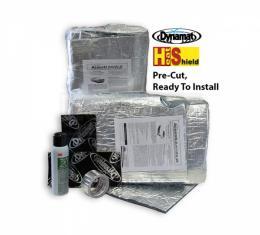 Quiet Ride Insulation, Complete Kit, Coupe| CORV 8496-CAK Corvette 1984-1996