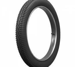 Model T Ford Tire - 30 X 3-1/2 - Blackwall - Universal Driver Brand