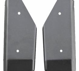Classic Chevy - Bench Seat Lower Cap Set, 1957