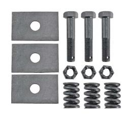 Gas Tank To Frame Mounting Kit - 12 Pieces - Ford Pickup Truck