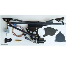 Chevelle - Raingear Wiper System, 2 Speed With Delay, 1964-1967