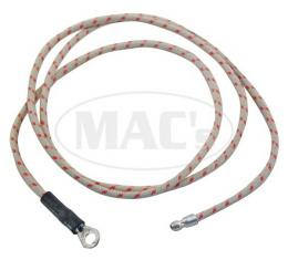 Overdrive Relay To Ignition Coil Wire - 36 Long - Ford Only