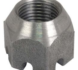 Axle Perch Nut - 5/8-18 Castle Nut - Ford Commercial Truck