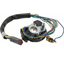 Ford Pickup Truck Turn Signal Switch - Genuine Ford - Automatic Transmission With Fixed Steering Column - F100 Thru F350