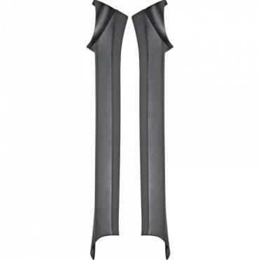 Camaro Interior Pillar Post Moldings, 1982-1992