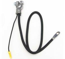 Camaro Battery Cable, Positive, Replacement, 1972