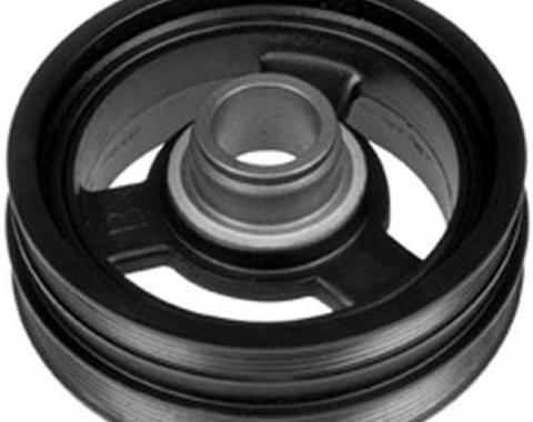 Corvette Harmonic Balancer & Crank Pulley, 1997-2004