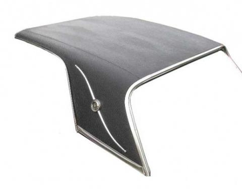 Ford Thunderbird Vinyl Top, Black, 1961-63