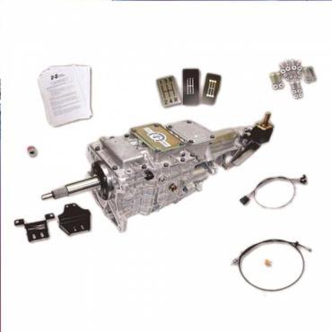 Corvette 5-Speed Transmission Conversion Kit, Tremec TKO, 1963-1982