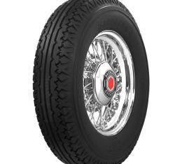 Tire - 700 X 17 - Blackwall - Tube Type - Firestone