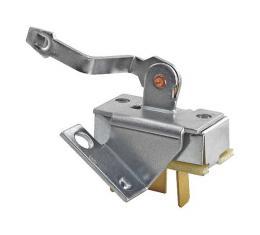 Daniel Carpenter Heater Fan Switch - 2-Speed - Falcon & Comet C4DZ-18578