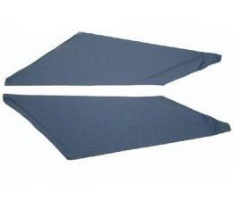 PUI EARMUFFS F-BODY 67-9 B BLU SRY 67FHB106S | 67 Bright Blue