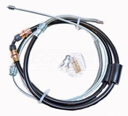 Camaro Rear Parking Brake Cable, Left And Right Side, 1998-2002