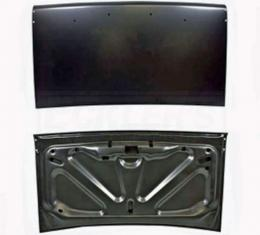 Firebird Trunk Lid, OE Style, With Spoiler Holes, 1970-1981