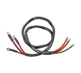 Headlight Wiring - Dimmer Switch To Main Dash Harness - 32 Long - Ford Only