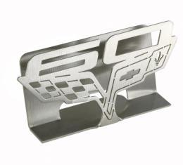 Corvette 60th Anniversary Business Card Holder