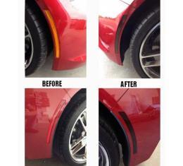 Corvette Blackout Side Marker Acrylic Covers, 2014-2017