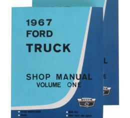 Truck Shop Manual - 3 Volume Set - 1440 Pages