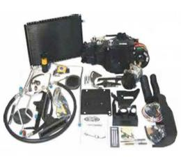Nova And Chevy II Air Conditioning Kit, LS Engine Conversion, For Cars Without Factory Air Conditioning, 1969-1972