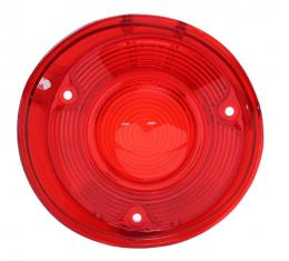 Trim Parts 72 Chevelle Driver Side Tail Light Lens without Trim, Each A4404