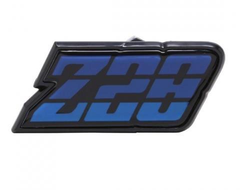1981 Corvette Fuel Gas Door Emblem Trim Parts Quality 5018 New