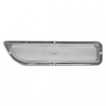 Trim Parts 62-66 GMC Truck Clear Parking Light Lens, Pair A9834