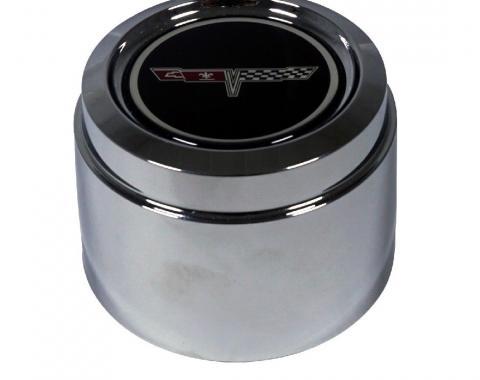 Trim Parts 80-81 Corvette Wheel Center Cap, Each, 4 Needed per Car 5020