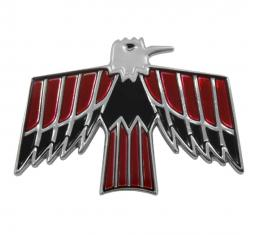 Trim Parts 67 Firebird Fuel Door Emblem, Each 8515