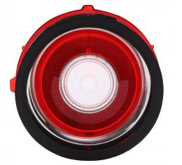 Trim Parts 70-71 Early Camaro R/S Back Up Light Lens, Right Hand, Each A6708