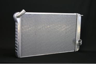DeWitts 1969-1972 Chevrolet Corvette Direct Fit Radiator, Manual 32-1139069M