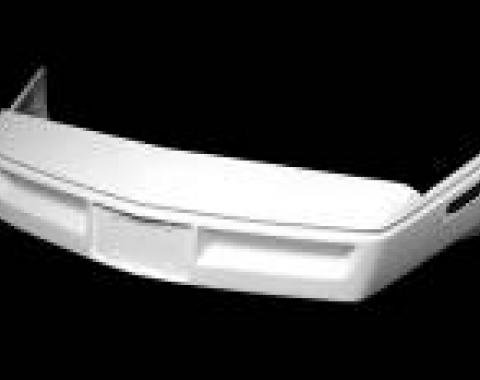 Corvette Front Bumper, Stock Design, TruFlex, ACI, 1984-1990