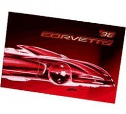 Corvette Owners Manual, 1998