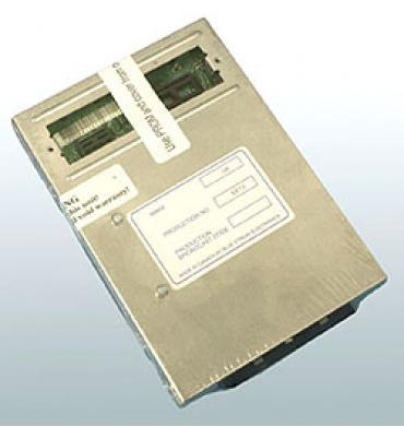 Corvette Electronic Control Module (ECM), Manual, 1984