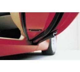 Corvette Door Seals, Lower, 1997-2013