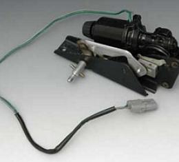 Corvette Headlight Motor, Rebuilt, Right, 1988-1990