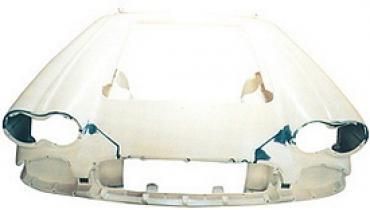 Corvette Front End, Jig-Fit Assembled, 1962