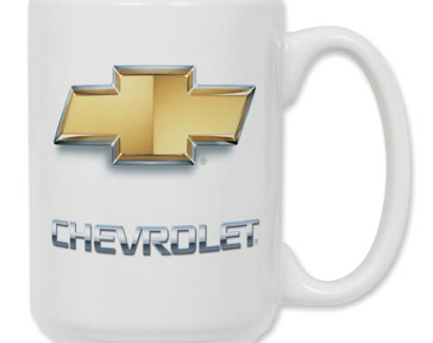 Chevrolet Logo Coffee Mug
