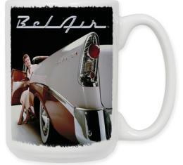 56 Chevrolet Bel Air Coffee Mug