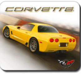Corvette 2004 Z06, Mouse Pad
